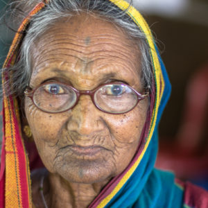 Face-To-Face: the old lady who surprised me