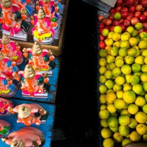 Ganesha festival : the markets!